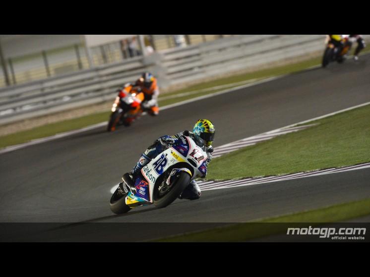 Karel Abraham MotoGP 2012