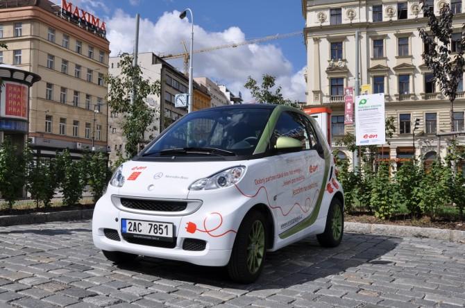 Elektromobil smart fortwo ed (electric drive)