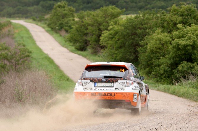 Subaru Czech Rally Team (photo by František Dušek)