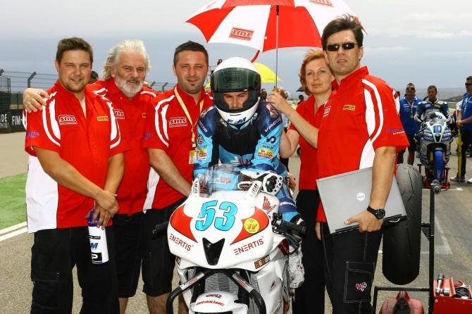 Tým SMS Racing