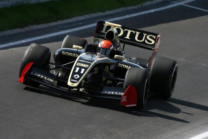 Lotus, světová série Renault