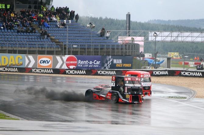 MKR Technology na Nürburgringu