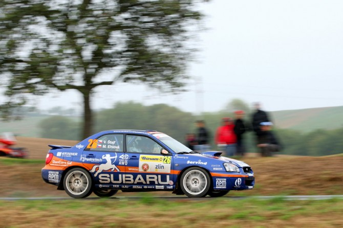 Subaru Czech Rally Team