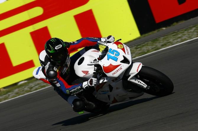 Luca Hansen, tým SMS Racing