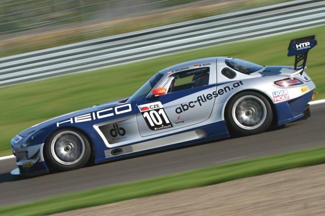 Dominik Baumann, Maximilian Buhk (FIA GT3 2012)