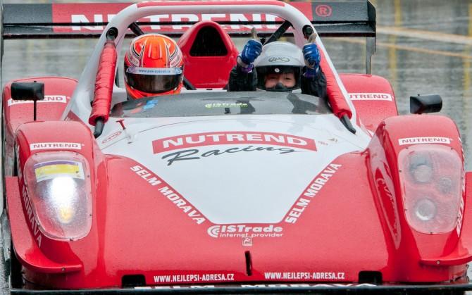 Nutrend racing