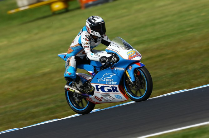 Moto FGR, Phillip Island