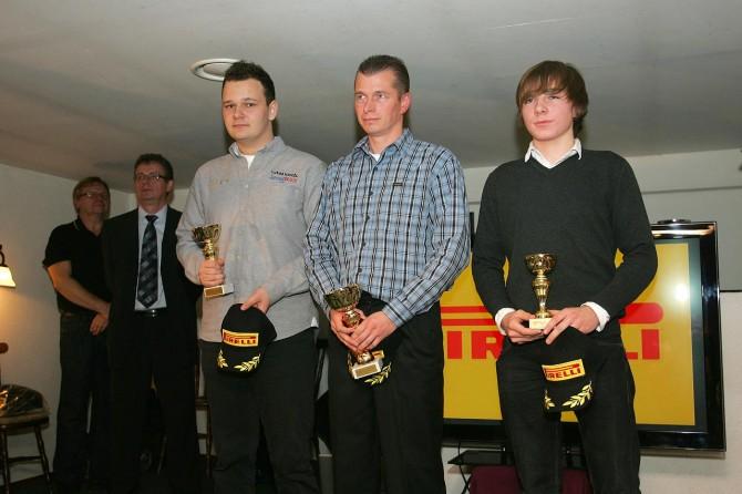 Petr Fulín junior, 3.místo