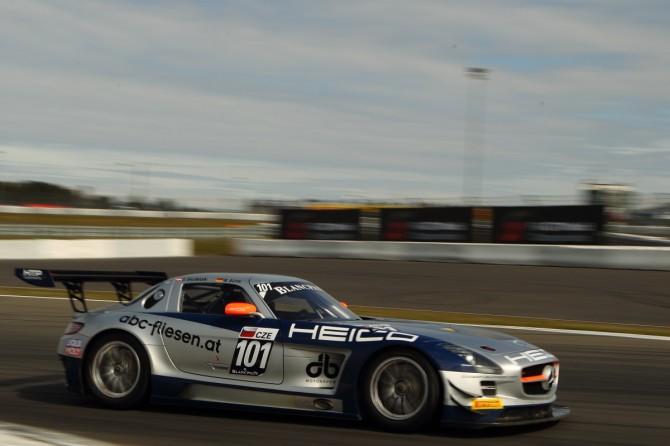 HEICO-GRAVITY CHAROUZ Team, FIA GT3 2012 (Nuerburgring)