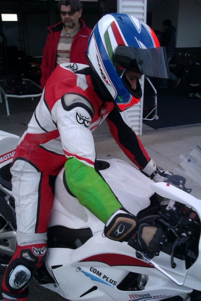Com Plus SMS Racing, Almeria