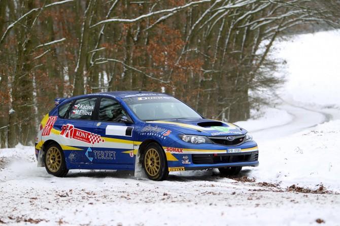Subaru Czech Duck Racing Team