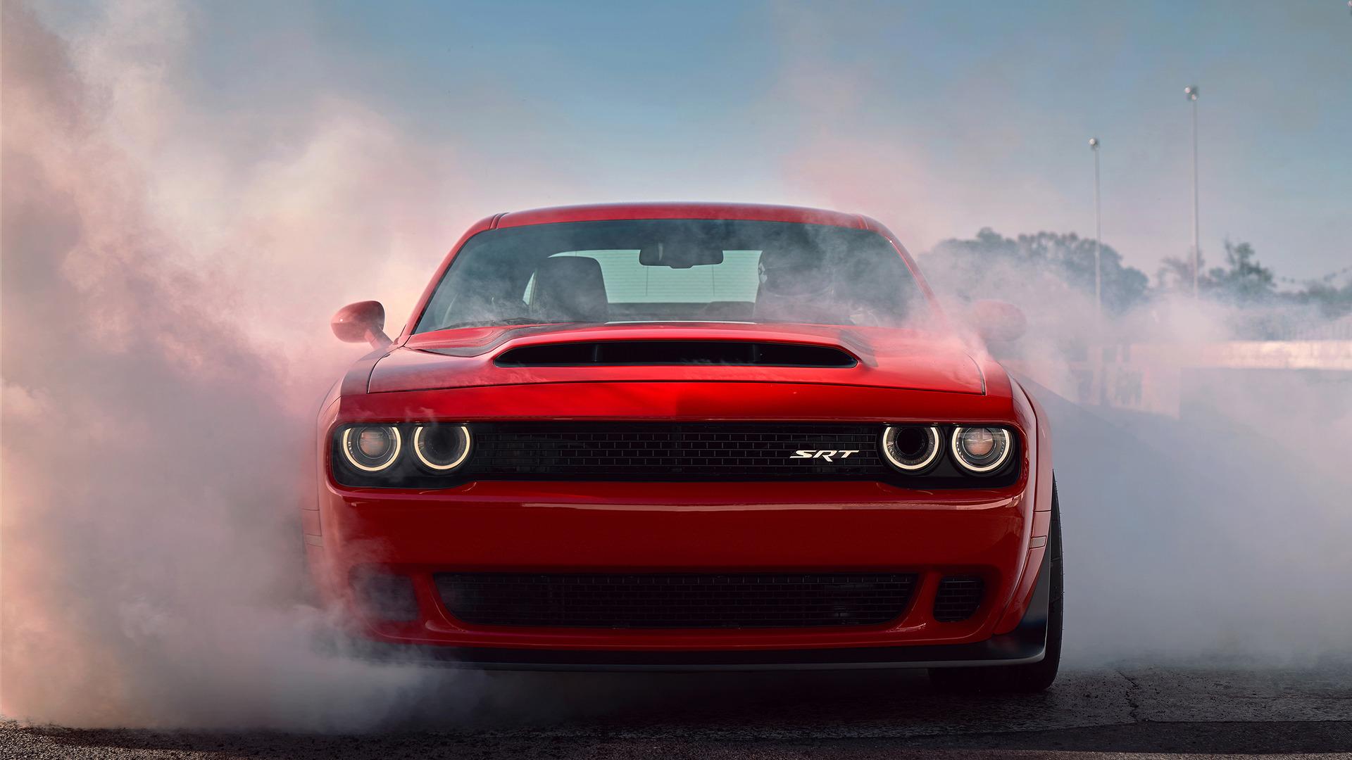 Dodge Challenger SRT Demon je nejlépe akcelerující sériové ...