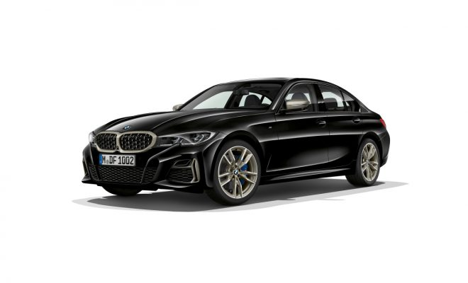 nov bmw m340i xdrive sedan sv tov premi ra na los. Black Bedroom Furniture Sets. Home Design Ideas